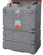 Cuve à huile 2500 litres - Pour intérieur ou sous abri - Double paroi