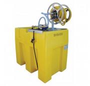 Cuve d'arrosage mobile - Capacité : 450 - 600 L - Débit 30 l/min