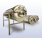 Cuve de débit de bière pour brasserie - Pression de la cuve (bar) : 3