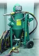 Cuve de gommage 40 litres automatique - La minigommeuse de façades