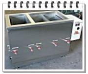 Cuve de nettoyage par ultrasons en immersion - Capacité (L) : 316