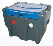 Cuve de ravitaillement mobile fuel 430 L - Capacité (L) : 430.