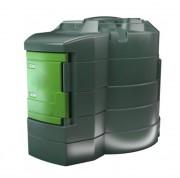Cuve de stockage à fuel 2500 L - Capacité : 2500 L