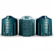 Cuve de stockage à fuel - Capacité : 3 x 6000 L - 3 x 5000 L