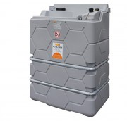 Cuve de stockage huiles usagées - Capacité : 1000 - 1500 ou 2500 L