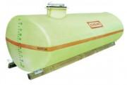 Cuve de stockage ovale - Capacité : De 600 à 10000 Litres