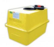 Cuve de stockage rectangulaire PFV - Contenance de 200 à 600 litres