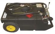 Cuve essence 60L manuel - Débit : 0,25 L - Double manœuvre - Conforme à l'ADR.