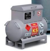 Cuve essence simple paroi - Capacité : 200 litres