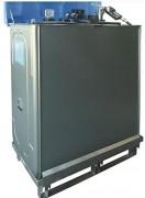 Cuve gasoil 1000 L - Double paroi conforme NF EN13341 - Rétention intégrée - Débit : 45 l.min