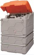 Cuve gasoil 2500 l pour extérieur - Conforme NF EN 13341- Pistolet automatique