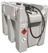 Cuve gasoil 600 litres autonome - Capacité : 600 L -  Débit : 45 l.min