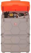 Cuve gasoil à enrouleur automatique - Capacité : 1500 litres - Usage extérieur