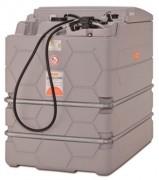 Cuve gasoil cube - Pour intérieur - Capacité : 1500 L
