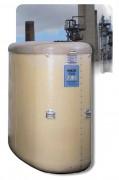 Cuve gasoil DWT en polyester - Contenance (L) : de 1300 à 2350