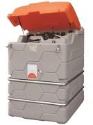 Cuve gasoil pour extérieur - Double paroi PE - Capacité : 1000 L