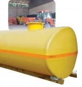 Cuve ovale en polyester - Contenance : de 600 à 10000 L