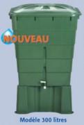 Cuve pour liquide 300 Litres - Cuve rectangle 300L