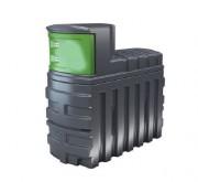 Cuve pour stockage gasoil - Capacité : 2500 litres
