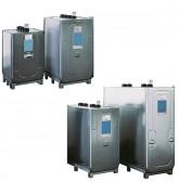 Cuve récupération huile usagée 1000 L - Réservoir intérieur en polyéthylène - Sous abri - conforme NF EN 13341