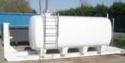 Cuves de transport polyester armé fibres de verre - Jusqu'à 12m3