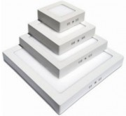 Dalle à LED apparent - Watts: 7, 12,18,24W - Flux: 560 lm