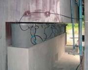 Dalle antivibration - Systèmes pneumatiques couplés à une régulation de niveau