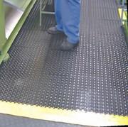 Dalle caillebotis PVC - Dalle industrielle pour les ateliers de production