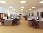 Dalle LED plafond - Gamme complète de 12 à 72 W