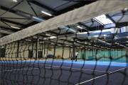 Dalle pour terrain de mini-tennis - Dimensions (L x h) : 1701 x (33 x 33) cm - Surface : 189 m²