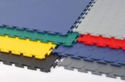 Dalle pvc clipsable - Épaisseur de la dalle : 7 mm ou 10 mm