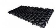 Dalle stabilisatrice de graviers - Résistance supérieure à 400 Tonnes/m²