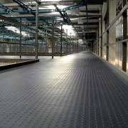 Dalles PVC Clipsables Pour Tout Type de Sol - Antidérapant, imperméable, isolant thermique et phonique.