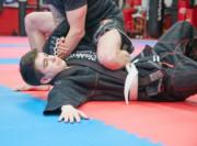 Dalles en mousse 40 mm pour arts martiaux au sol - Conditionnement : A la dalle - Épaisseur et dureté : 40 mm Shore A