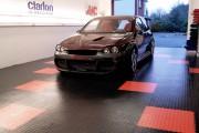 Dalles pour garage - Transformer votre garage en salle d'exposition !