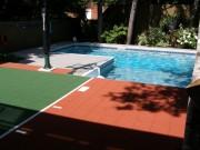 Dalles pour terrasses et piscines - Sécuriser votre terrasse et votre piscine