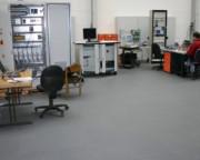 Dalle PVC anti électricité statique - Conditionnement : 8 dalles / carton (2 m²) - Épaisseur et dureté : 7 mm Shore A