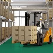 Dalles PVC à Usage Industriel Fourniture et Pose - Sol PVC pour Surfaces Industrielles à fortes Contraintes