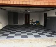 Dalle PVC Clipsable pour garage et atelier - Taille d'une dalle : 50 x 50 cm