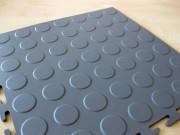 Dalles pvc emboîtables - En vente par 2.5 m² - Dimensions dalles (L x l x H) mm : 501 x 501 x 5