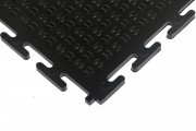 Dalles PVC pose rapide - Dimensions (cm) : 50 x 50