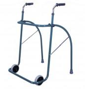 Déambulateur pour handicapés - Hauteurs réglables disponibles (cm) : 53 - 63 - 84 - 92