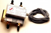 Débimètre pour moteur diesel 5cc - 2 chambres de mesure - Capacité de 5cc par tour