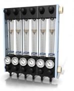 Débitmètre - Régulateur de débit eau