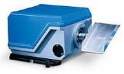 Débitmètre à impact pour solides - Boitier en résine - S'associe à une plaque d'impact et à un intégrateur.
