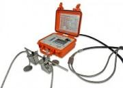 Débitmètre à ultrasons portable - Monovoie, autonome et non intrusif