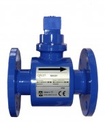 Débitmètre électromagnétique industriel - Diamètre : 20 -900 mm (3/4-36'')