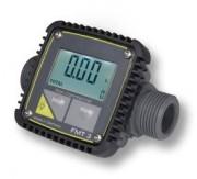 Débitmètre électronique pour liquide - Cadran tourne par pas de 90 degrés