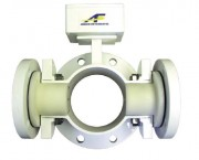 Débitmètre par piquage pour liquide - Conductivité du liquide : à partir de 0,008 mS/cm
