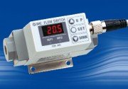 Débitmètre thermique à gaz - Plage de mesure : de 1 à 12000 l/min